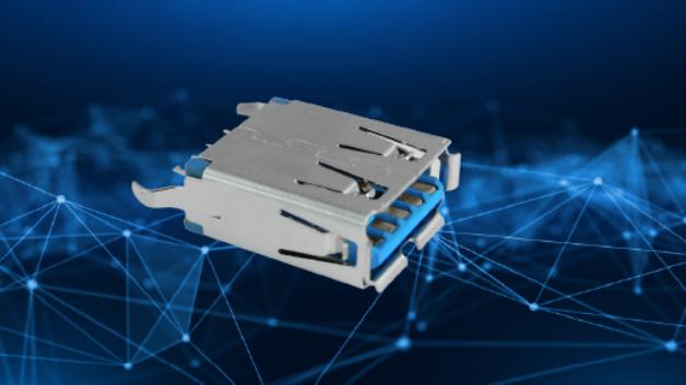 """Kompakte USB-Steckverbinder Die USB-2.0-Typ-B-Steckverbinder von BEL-Stewart (Vertrieb: Atlantik Elektronik) unterstützen Datengeschwindigkeiten von bis zu 5Gbit/s für USB-3.0-Anwendungen und bis zu 480Mbit/s für USB-2.0-Anwendungen. Die Kontakte bestehen aus einer 30-µ""""-Goldschicht, sodass die USB-2.0-Anschlüsse einem Spitzenstrom von 1,5A pro Kontakt und die USB-3.0-Anschlüsse einem Spitzenstrom von 1,8A pro Kontakt standhalten können. Beide USB-Steckverbinder sind für den IR-Reflow- und Wave-Lötprozess ausgelegt und spezifiziert für eine Standard-Betriebstemperatur von –55°C bis +85°C. Einsatz finden sie etwa in IoT-Geräten, Laptops, Desktop-Computern und Servern."""
