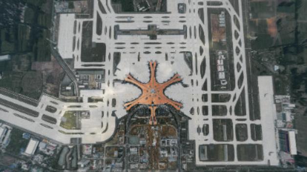 Nach nur vier Jahren Bauzeit steht der Beijing Daxing International Airport kurz vor der Eröffnung.