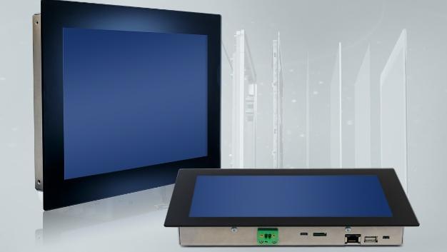 """Flacher Panel-PC  Einen 31,7 mm flachen und 10,1"""" großen Slim-Panel-PC hat Data Modul ins Produktportfolio aufgenommen. Verfügbar ist der vibrations- und schockresistente PC als Komplettsystem inklusive Software-Paket in drei unterschiedlichen Leistungsabstufungen: Das """"Embedded Board eDM-SBC-iMX6-PPC-S-1G"""" mit einem i.MX6-Solo-800-MHz-Prozessor, das """"Embedded Board eDM-SBC-iMX6-PPC-DL-1G"""" mit einem i.MX6 DualLite mit 800MHz und das """"Embedded Board eDM-SBC-iMX6-PPC-Q-2G"""" mit einem i.MX6 Quad mit 800MHz. Der Panel-PC hat die Abmessungen 185mm × 267mm und verfügt durch den verwendeten flachen Single-Board-Computer (SBC) über einen größeren Spielraum für Schnittstellen als beispielsweise mit einem Pico-ITX. Die Höhe hat Data Modul im Vergleich zum Pico-ITX von 72mm auf 80mm erweitert. Für die Tiefe von maximal 13mm der SBC-Einheit hat das Unternehmen flache, seitlich angebrachte Stecker verwendet. Dadurch wird keine unnötige Bauhöhe durch den Anschluss der Interfaces verschenkt und die Buchse des Netzwerksteckers (RJ45) bleibt der höchste Punkt der Baugruppe. Darüber hinaus hat das Unternehmen eine integrierte Version verwendet, die zu einem Toplevel von 8,2mm ab Leiterplatten-Oberkante führt. Wegen der integrierten Touch-Einheit inklusive SITO-Sensor und USB-Controller lässt sich das Display mit bis zu zehn Fingern, Handschuhen und auch im nassen Zustand bedienen. Zudem verfügt der Panel-PC über eine zugängliche Schnittstelle für Bussysteme wie den CAN-Bus. Das mitgelieferte Board-Support-Package (BSP) enthält folgende Releases: Bootloader: Barebox Version 2017.04, Linux-Kernel Version 4.9, Yocto 2.4 Rocko, Qt 5.9, Gstreamer 1.8.3, Browser: QupZilla.  Data Modul, www.data-modul.com, info@data-modul.com, Tel 089 56017-0"""
