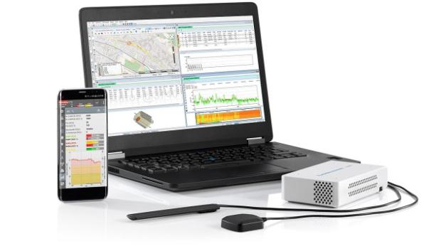 TSMx-Familie für Drive- und Walk-Tests in Produktionsanlagen.