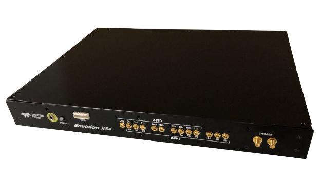 Der dritte Preisträger im Bereich Messtechnik ist Teledyne LeCroy für der MIPI-Protokollanalysator Envision-X84. Dieser unterstützt beide Seiten der Schnittstelle in einem Gerät und testet auf Leistung und Konformität. Die Prüfung reicht von der physikalischen Ebene bis hin zu Ereignissen auf Protokollebene, einschließlich Low-Power-Modi und der Abwicklung von Lese- und Schreibvorgängen.