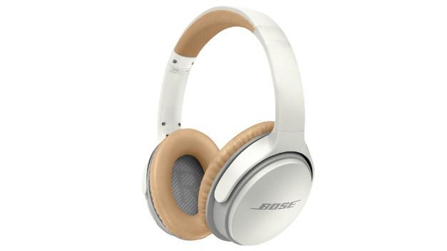 Bose SoundLink around-ear wireless headphones II weiß