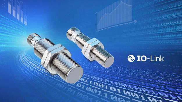Die AlphaProx-Sensoren liefern über eine IO-Link-Schnittstelle einen mikrometergenauen digitalen Distanzwert.