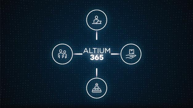Altium: ECAD-Software Altium 365 Viewer  Mit Altium 365 Viewer hat Altium ein neues Tool entwickelt, das die Anzeige von Design-Dateien vereinfacht. Für die Anzeige von Projekten, die mit Altium Designer entworfen wurden, war bisher eine Altium-Designer-Lizenz oder eine herkömmliche schreibgeschützte Viewer-Lizenz erforderlich. Altium 365 Viewer bietet eine einfachere Möglichkeit, Schaltpläne zu visualisieren und gemeinsam zu nutzen, Leiterplattenentwürfe in 2D und 3D anzuzeigen und Stücklisten in einem Browser per Drag-and-Drop-Verfahren zu überwachen, ohne dass Software erforderlich ist. Sobald eine Design-Datei geladen ist, verknüpft der Altium 365 Viewer die zugehörigen Stücklisten automatisch mit den Informationen der Lieferkette, die von Octopart bereitgestellt werden.