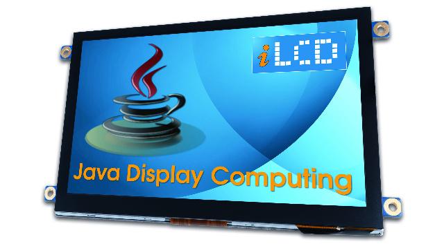 Die in Jave programmierbaren iLCDs von Demmel Products kommen in diesem Jahr mit hochauflösenden IPS-Displays.