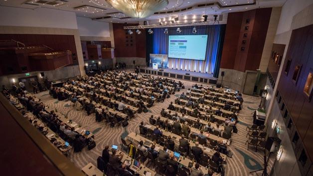 Am 12./13. Februar 2020 fand im Westin Grand München der sechste Automotive Ethernet Congress statt.