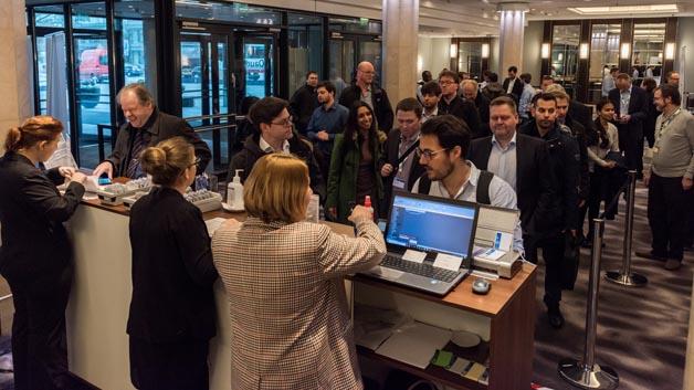 Es bestand großes Interesse am sechsten Automotive Ethernet Congress.