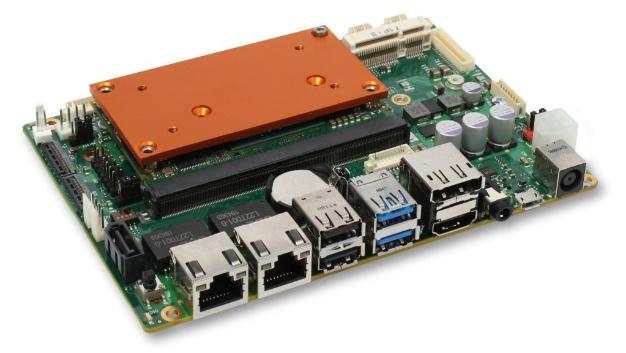 SMARC-Module mit i.MX8-Prozessoren: Nach dem erfolgreichen Einstieg in den Markt der 3,5-Zoll-SBCs Mitte letzten Jahres stellt Congatec ein neues Carrierboard mit einem Steckplatz für Arm-basierte SMARC-Module vor. Seine I/Os sind für den Einsatz der gesamten i.MX8-Module von NXP optimiert, außerdem ist es in 12 unterschiedlichen Prozessorbestückungen verfügbar. Das neue conga-SMC1 mit SMARC-Steckplatz für skalierbare Prozessoren bietet eine Optimierung für MIPI-Kameras, die nun direkt und ohne Zusatzbaugruppe angebunden werden können. Dank zwei MIPI-CSI-2.0-Steckverbinder lassen sich sogar Systeme entwickeln, die dreidimensional sehen und damit auch für Situational Awareness in autonomen Fahrzeugen zum Einsatz kommen. Das Board bietet prozessorintegrierten Support von KI und neuronalen Netzwerken für das Entwickeln von smarten Vision-Systemen. Ein umfassender Softwaresupport mit fertig kompilierten Binaries ist ebenfalls vorhanden.