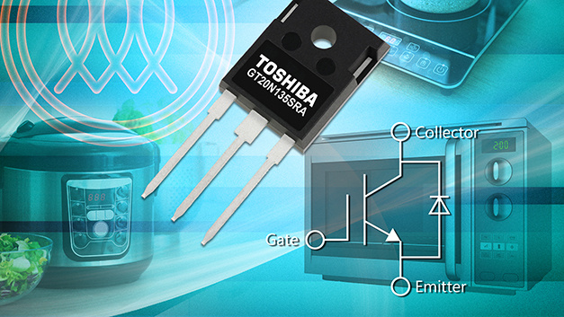 Power-Bausteine für Induktionsgeräte: Toshiba bringt 1350V