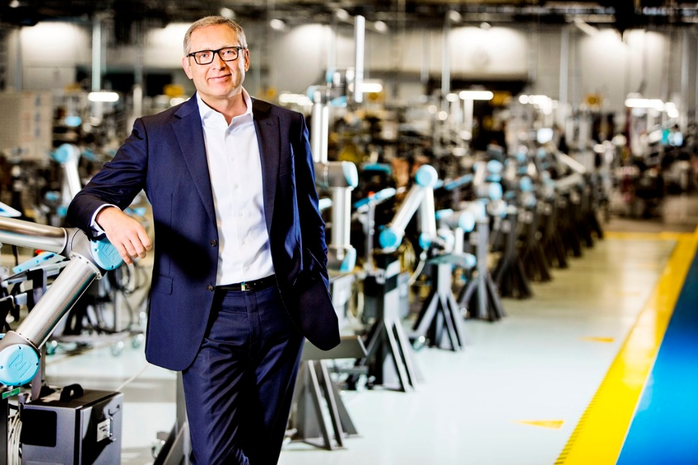 Jürgen von Hollen, President Universal Robots, bildet ab dem 1. Juli den Vorstandsvorsitz von Universal Robots und die Geschäftsführung der deutschen Landesgesellschaft in Personalunion.