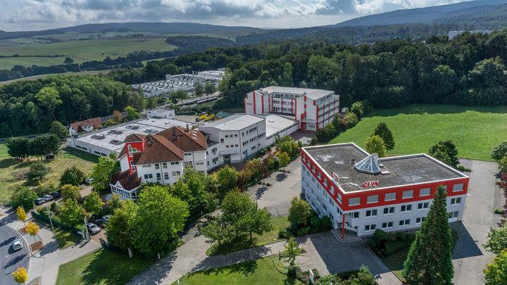 Unser Hauptsitz in Idstein