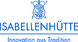Logo der Firma ISABELLENHÜTTE Heusler GmbH & Co. KG