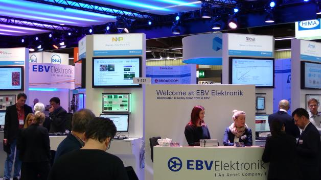 Connect with the EBV experts who will guide you to reach further with your projects with on-going seminars, workshops, trade shows and online training.