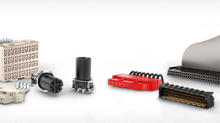 ERNI entwickelt und fertigt vielfältige Verbindungslösungen für unterschiedliche Einsatzbereiche.