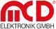 Logo der Firma MCD Elektronik GmbH