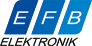 Logo der Firma EFB-Elektronik GmbH