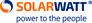 Logo der Firma SOLARWATT GmbH