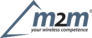 Logo der Firma m2m Germany GmbH