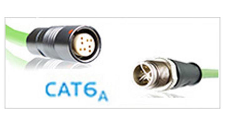 Seien Sie gerüstet für die High-Speed Zukunft mit unseren CAT6A-Serien.
