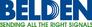 Logo der Firma Belden Electronics GmbH