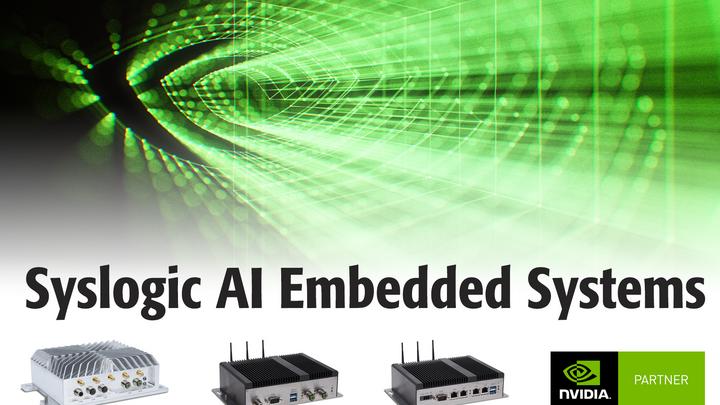 KI (Künstliche Intelligenz) Edge Computer Powered by NVIDIA®