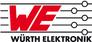Logo der Firma Würth Elektronik