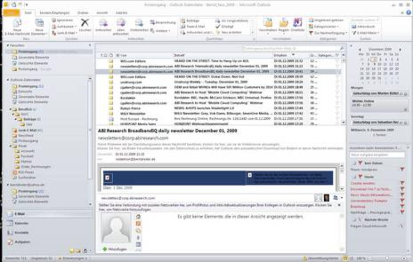 Office Software Microsoft Office 2010 Kommt Mitte Nächsten Jahres