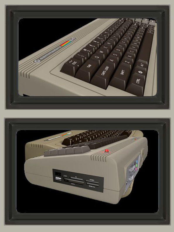 Rückkehr der PC-Legende C64: Commodore: Neuer C64 ab Mai ...