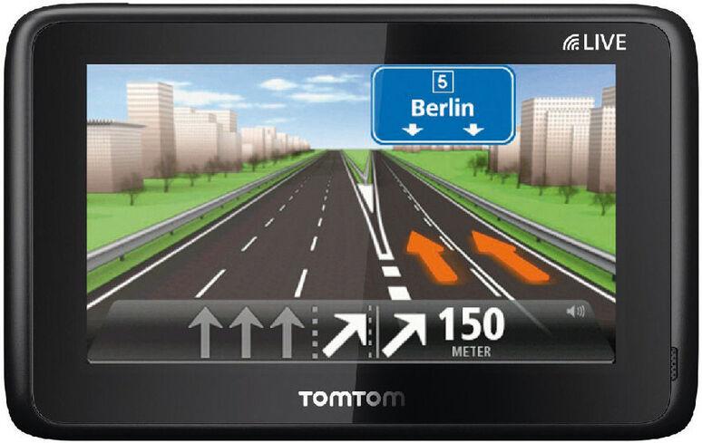 Kostenlose updates für navigationsgeräte
