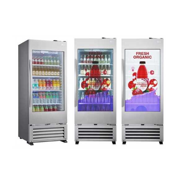 LG und Also: Luxus-Kühlschrank mit Display zu gewinnen - crn.de
