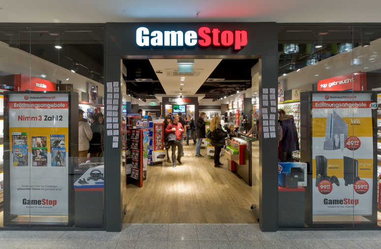 Spiele-Fachhändler in der Krise: Gamestop muss Hunderte ...  Spiele-Fachhän...
