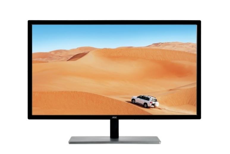 315 Zoll Monitor Von Aoc Großer Bildschirm Für Die Breite Masse