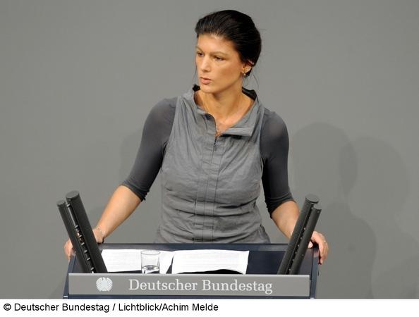Wagenknecht sexy sarah Sahra Wagenknecht