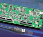 USB-Messinstrument: Ein- und Ausgangskanäle galvanisch isoliert bis 500 V
