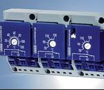 Elektromechanische Thermostate für Hutschienenmontage