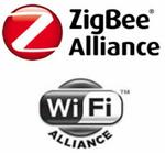 ZigBee und Wi-Fi zusammen
