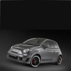 Die Studie 500 EV, die Fiat auf der diesjährigen Detroit Motor Show zeigte.