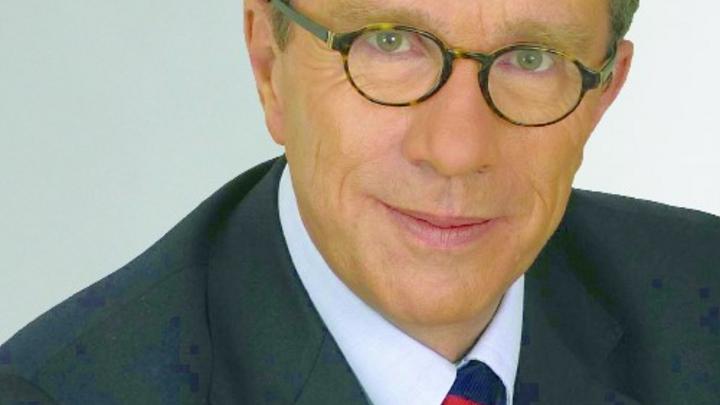 Matthias Wissmann, Präsident des VDA.