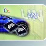LIN-Transceiver-ICs mit Wake-Up-Management