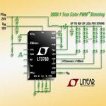 Treiberbaustein für 100-mA-LEDs