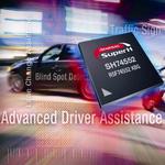 MCUs für moderne Fahrer-Assistenzsysteme