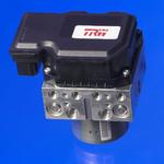 Bremsensteuergerät mit integrierter IMU