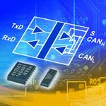 Galvanisch isorlierter 1-Mbit/s-Transceiver