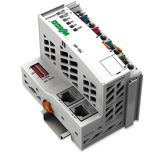 Der Ethernet-Controller 2.0 von Wago.