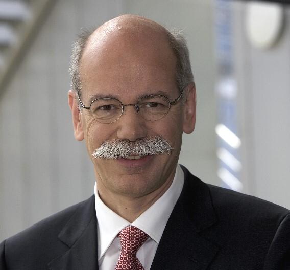 Dr. Dieter Zetsche, Vorsitzender des Vorstands von Daimler und Leiter von Mercedes-Benz Cars.