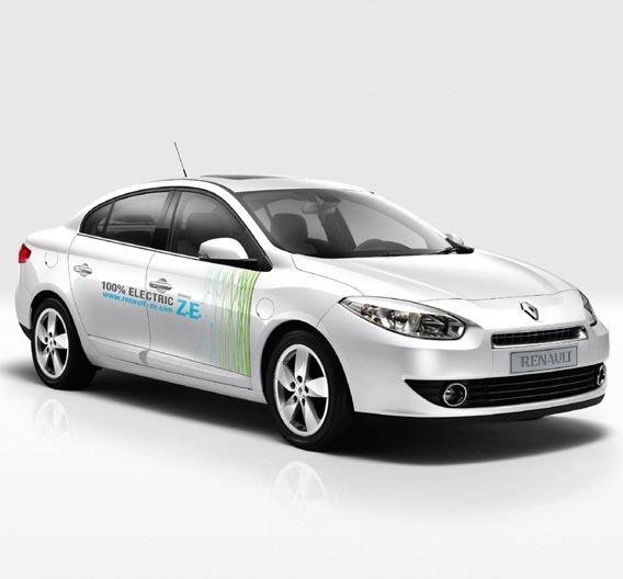 Der Renault Fluence Z.E. soll bereits 2011 als Vorserienmodell für verschiedene Projekte, beispielsweise in Irland, verfügbar sein.