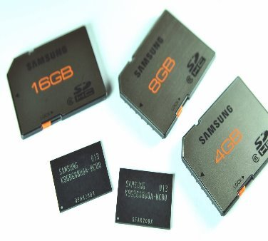 NAND-Flash mit 20-nm-Strukturen