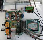 Bild 2: Komplettes Proof of Concept eines intelligenten Zählers, aufgebaut auf einer CrossBow-Entwicklungsplattform von Future Electronics.