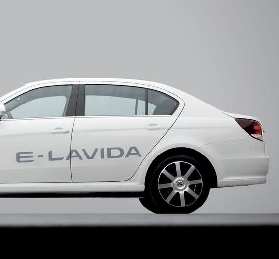 Bis 2018 will VW in China E-Mobilitätsmarktführer werden. Helfen soll eine E-Version des Lavida.