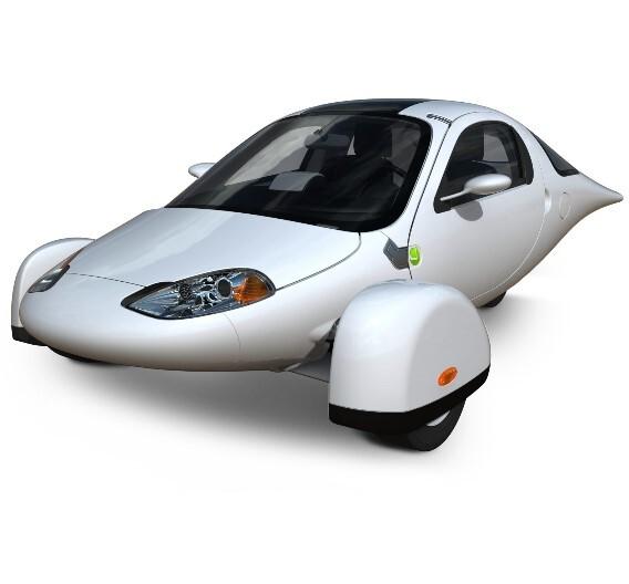 Der 2e von Aptera Motors.